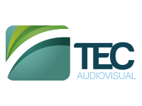 logo tec audiovisual